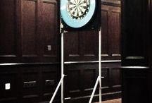 Darryl's dart boards / Dart board surrounds