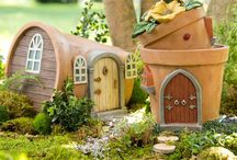 Fairy Houses and Adventure Playgrounds