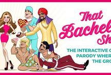 That Bachelorette Show / The interactive Off-Broadway parody where you pick the groom! http://thatbacheloretteshow.com/