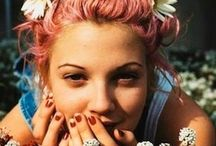 Drew Barrymore / pics I love of Drew Barrymore / by Amanda Johnston