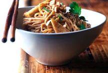 Thai Noodles / Noodle Dishes