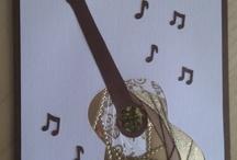 guitars / hudební nástroje