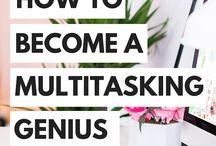 college multitasking