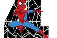 cumpleaños spiderman