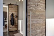Reclaimed timber ideas
