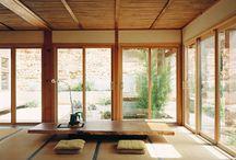 Asian themed interiors