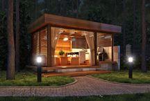 Садовые беседки / уютная, оригинальная садовая беседка станет неотъемлемой часть вашего двора