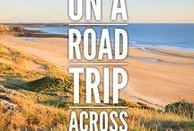 road trip or things to see ?