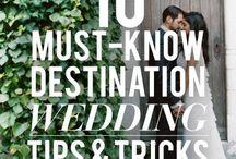 Consigli del Wedding Planner / Idee, suggerimenti e strategie per organizzare le tue nozze.