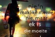 Liefde in Afrikaans / Se dit in jou hartstaal