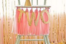 Penélope's Pink Lemonade First Birthday Party! / First Birthday Party Ideas / by Lisa Lugo