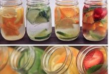 fruit water / by Christina Keene