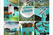 Choo Choo Party / by Lisa Stewart