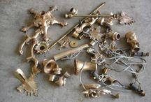 Argenture sur métal / Argenture et réargenture sur métaux: bronze et alliages cuivreux, argent...
