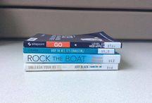Book Spine Poetry / Poetry - Library Style