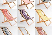 Deck chairs / Deck chairs