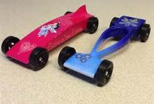 Pinewood Derby Car / by Christie Cheng