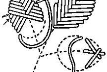Вышивка Схемы