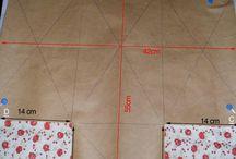 Arte em tecidos / trabalhos em tecidos