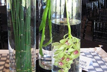 centerpieces / by Bloem.Flowers.Chocolate.Paperie