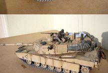 M1A1/A2 Abrams / Materiały referencyjne