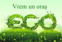 Vrem un Mediaș ECO / Lupt împotriva poluării acestui oraș, și a îmbolnăvirii cetățenilor municipiului Mediaș