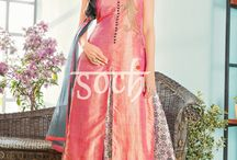 Samara Salwar Suits / Salwar Suits in gorgeous cuts and styles that make everyday an occasion. Check them out at https://soch.in/salwar/samara-salwar.html