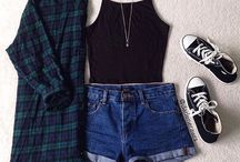 Teen fashion summer outfits