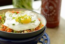#putaneggonit / Paleo recipes with an egg on top.