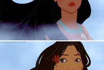 Disney / Remember your Disney princesses