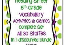 Grade 5 / by erica curran
