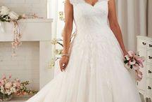 Robes de mariée +size