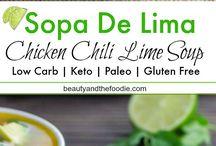 Low Carb & Keto Mexican Recipes