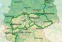 Autotouren Deutschland/ Trip by Car Germany