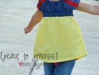 Prinsesse kjoler ;-)