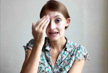 Video's how to do /  #facials #scrubs #skin care