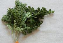 háčkovaná zelenina a ovoce