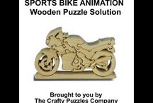 Puzzle Solution Videos / Video of popular wooden, metal puzzles and brain teasers