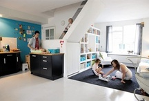 Play room/area