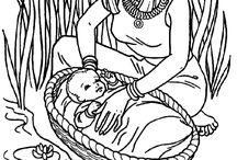bible a příběhy pro děti