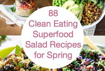 Salads / Salad recipes / by Nora Hiatt