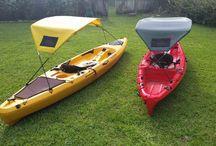 Parasole per Kayak