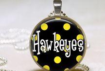 Hawkeyes / by Penny Worden