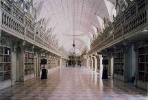 Piekne biblioteki swiata / Pokaz pięknych bibliotek świata. To tu można uzyskać natchnienie i duch książek, które to właśnie one obrazują