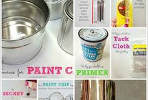 Craft Painting Tricks / by Cynde Maddox