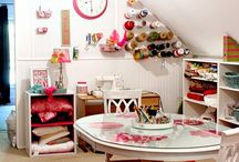 Craft Room Creation Station