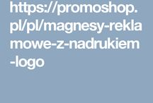Magnesy reklamowe