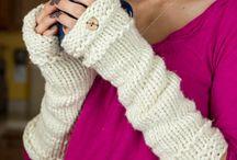 Crochet & Knitting corner