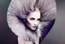 Hair fashion / Hair fashion