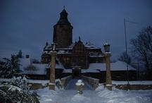 Zamek Czocha zimą (15.12.2012r.)